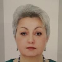Беруашвили Нонна Доментиевна