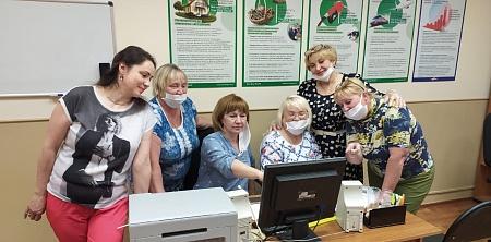 ППО г. Вологда переехала в новый офис