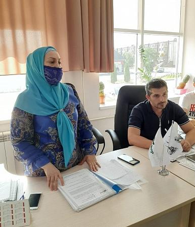 В ППО Грозного избран новый председатель
