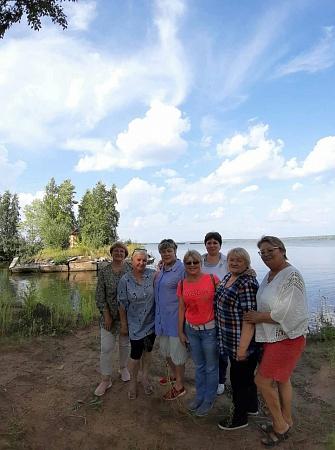ППО Чайковского провела культмассовое мероприятие на природе