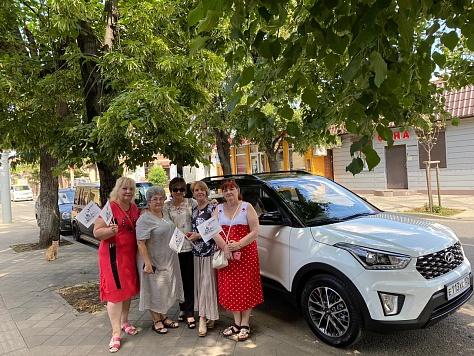 В Краснодаре прошла встреча с главой ППО Пятигорска