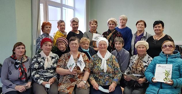 Актив ППО Лысьвы посетил Пермь и принял участие в обучающем семинаре