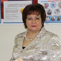Кислова  Ольга Николаевна