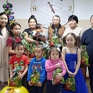 ППО Каа-Хем организовала новогодний праздник для детей постинтернатовского отделения