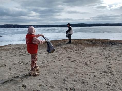 ППО Мурманска вновь приняла участие в экологической акции