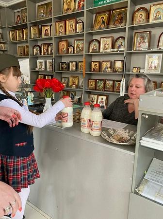 ППО Северо-Кавказского ФО организовали совместную благотворительную акцию