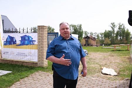Владимир Солошенко принял новые объекты Жилищной программы