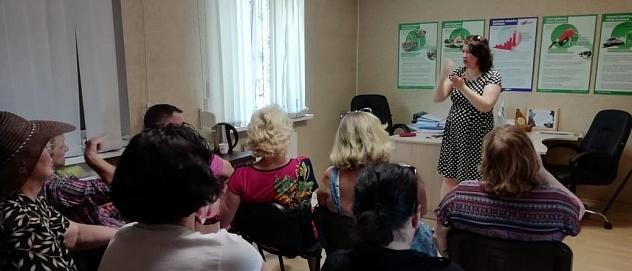 ППО Калининграда провела презентацию Жилищной программы для слабослышащих членов Профсоюза