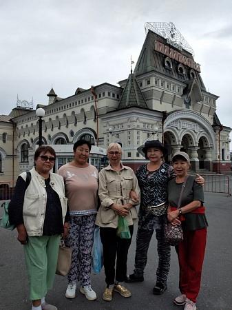Актив ППО Якутска совершил поездку по Дальнему Востоку